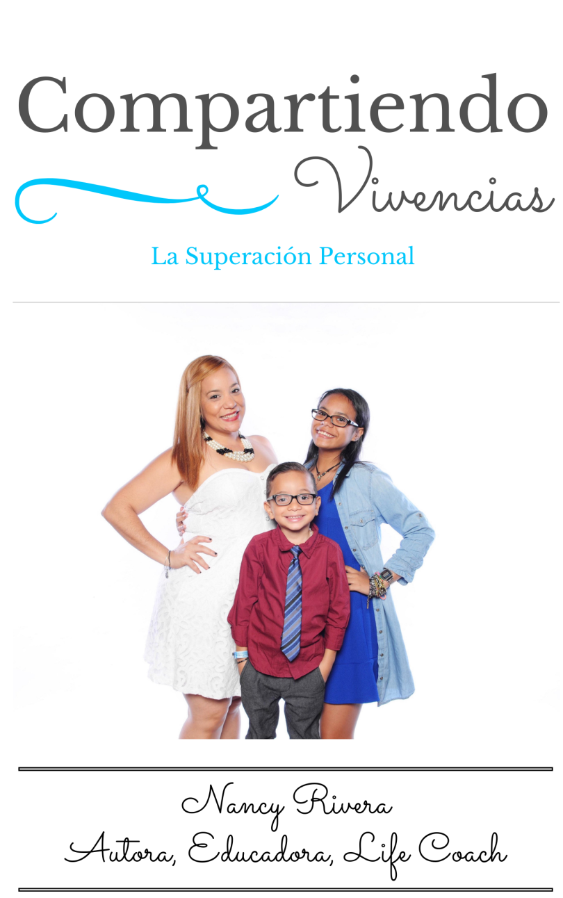 book cover Compartiendo Vivencias (1)